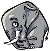 大象 — 图库矢量图片
