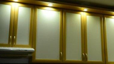 Interior furnishings — Vídeo de stock