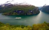 Geirangerfjord, Norway — Zdjęcie stockowe