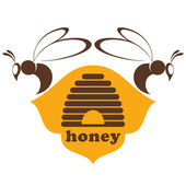 Honey icon — Stock Vector