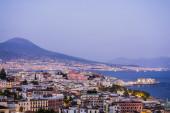 Neapel highview — Stockfoto
