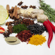 Spices — Stock Photo #56257151