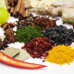 Spices — Stock Photo #56395273