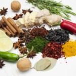Spices — Stock Photo #57166595