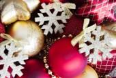 рождество безделушка — Стоковое фото
