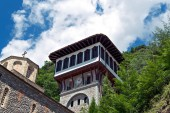 Orthodox monastery B — Stock Photo