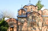 Orthodox church A — Stockfoto