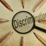 Постер, плакат: Discrimination