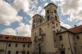Tyniec (Polonya Benedictine Abbey) — Stok fotoğraf