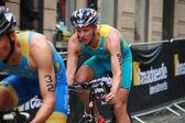 Meshcheryakov, Taccone cycling-1 — Stock Photo
