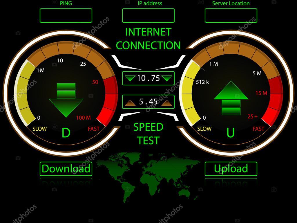 Test Geschwindigkeit Internet
