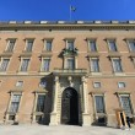 Royal Palace Exterior, Stockholm — Stock Photo #59669409