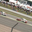 ������, ������: Clasic British Touring Cars racing at Silverstone