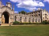 St John's College, Cambridge — Stock Photo