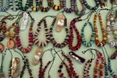 Divers bijoux et colliers — Photo
