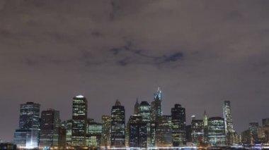 Manhattan — Stok video