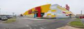 Hypermarket OKEY гипермаркет ОКЕЙ — Foto de Stock