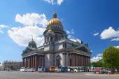 Saint Isaac's Cathedral Исаакиевский собор — Stock Photo
