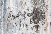 Grunge wall texture with rust and cracks. — Stock Photo