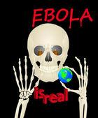 Ebola — ストックベクタ