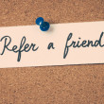 ������, ������: Refer a friend