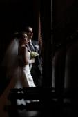 Excitement before the wedding ceremony  — Stock Photo