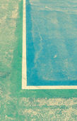 Blue and green vintage texture background — Stock Photo