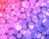 Colorful bokeh texture background — Stock Photo
