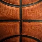 Basketball close up — Stock Photo #60436221