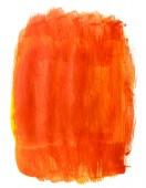 абстрактные ручная роспись акварель фон — Стоковое фото
