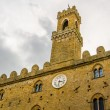 Постер, плакат: Palace of Priori in Volterra Italy town