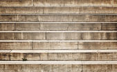 Old damaged stone staircase, up and down — Stock Photo