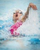51 Trofeo Settecolli Clear di nuoto swimming Stadio del Nuoto Roma Italy — Stock Photo