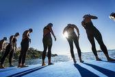 European Championships Open Water Swimming 2012 — Photo