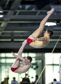 32nd LEN European Championships Swimming Diving — Photo