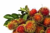South american exotic fruits — Stock Photo