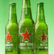 Постер, плакат: Heineken City edition New York