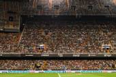 View of Mestalla Stadium — Стоковое фото