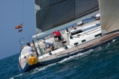 Yachting XII Trophy Her Majesty The Queen of Spain — Stock Photo
