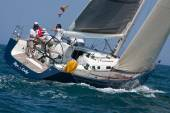 Yachting XII Trophy Her Majesty The Queen of Spain — Stockfoto