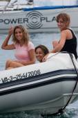 Women at Yachting XII Trophy Her Majesty The Queen of Spain — Stockfoto