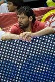 Spain against Germany — 图库照片