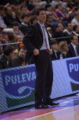 Spanish ACB League Pamesa Valencia against Akasvayu Girona — Photo