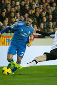 Isco of Real Madrid in action — Stock Photo