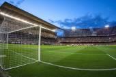 View of Mestalla Stadium — Stock Photo