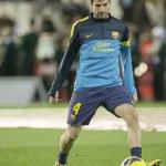 Cesc Fabregas during Spanish League match — Stock Photo #52726921