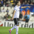 Постер, плакат: Soldado during UEFA Champions League match