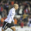 Постер, плакат: Feghouli during UEFA Champions League match