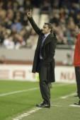 Valverde während spanischen ligaspiel — Stockfoto