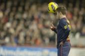 хорди альба во время испанской лиги матч — Стоковое фото